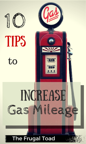 increase mpg