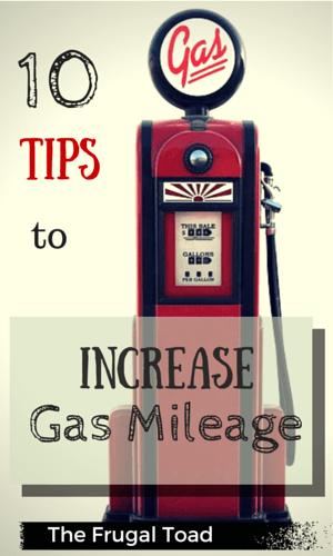 increase mpg
