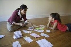 children and finances