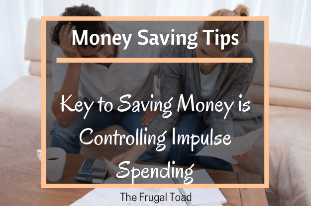 controlling impulse spending