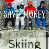 save money skiing