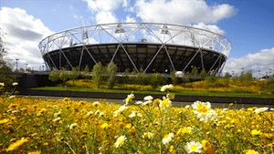travel cheap at london olympics