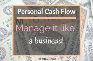 personal cash flow