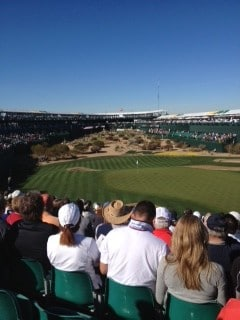 16th Hole at Phoenix Open