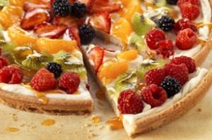 fruit pizza
