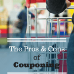 pros and cons of couponing