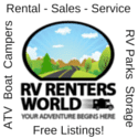 Free RV Rental & Sales Listings