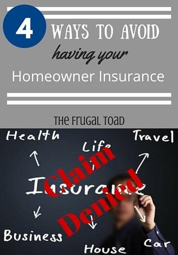 Homeowne's Insurance Claim