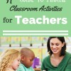 frugal classroom activities