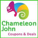 ChameleonJohn - Online Coupons, Promo Codes & Deals