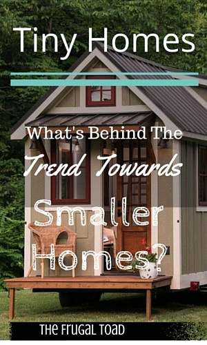 Smaller Homes Trend downsizing your living quarters: the trend towards smaller homes |
