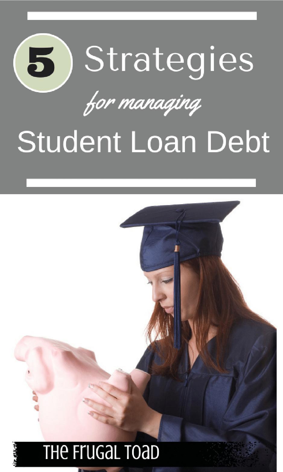 debt after graduation