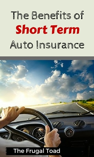 short term auto insurance