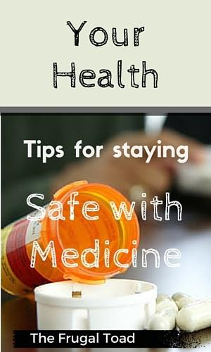safe with medicine