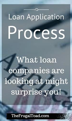 loan application decision factors