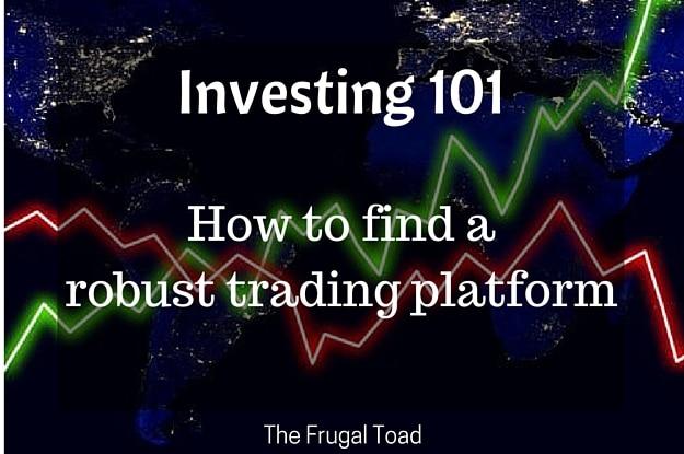 robust trading platform