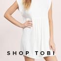 Shop Tobi - Dresses, Rompers, Crop Tops, and more.