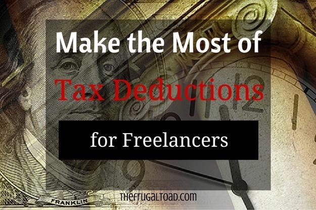 freelancer tax deductions