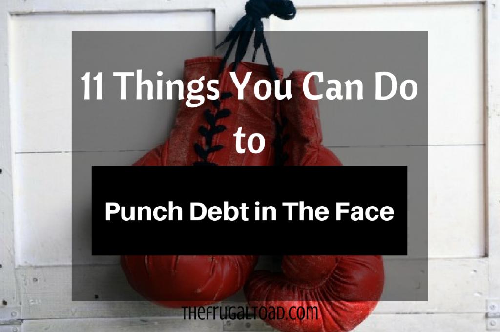 punch debt