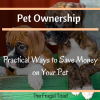 frugal tips for pet owners