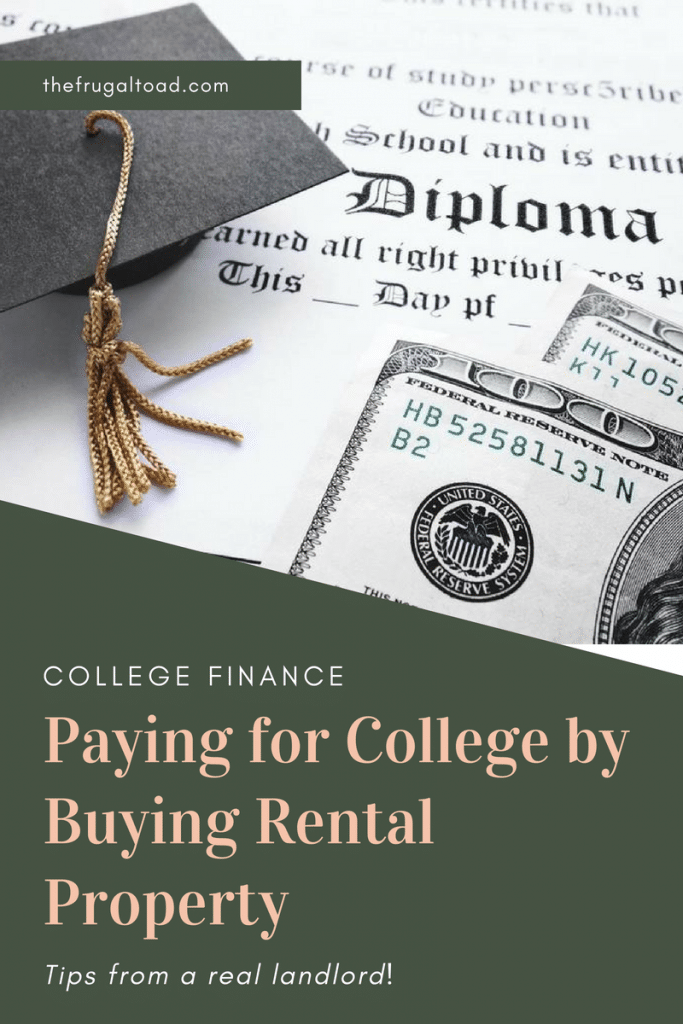 Help Pay for College by Buying a Rental Property in a College Town