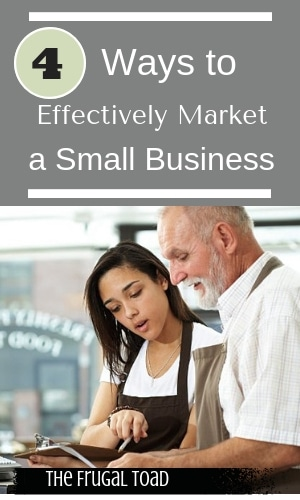 market a small business