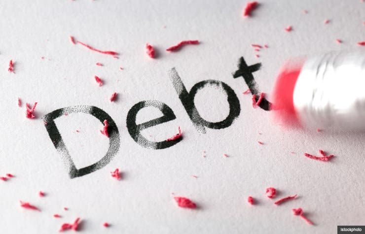 common mistakes when getting out of debt