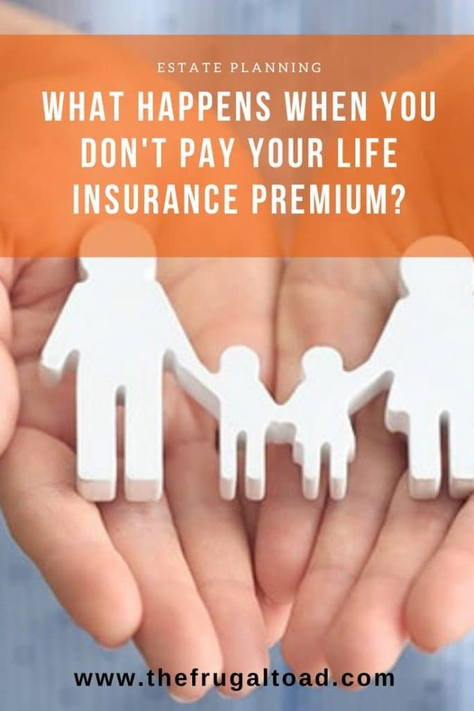 pay your term life insurance premium